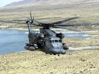 Вертолет Sikorsky MH-53 Pave Low