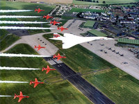Авиашоу, Конкорд, Concorde,  Air France