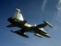 F-5 - американский сверхзвуковой истребитель