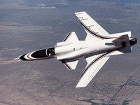 Гиперзвуковой самолёт Х-43А – самый быстрый в мире