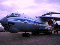 Советский тяжёлый военно-транспортный самолёт Ил-76