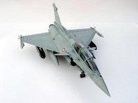 Французский реактивный игрушечный самолёт Rafale B