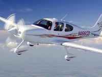 Пилотирование частного легкого самолёта