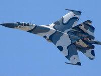 Многоцелевой сверхзвуковой истребитель Су-27
