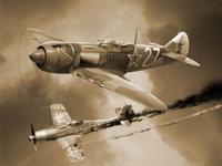 Самолёты в сражении Великой Отечественной Войны