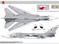 Штурмовик Су-24М схема и описание