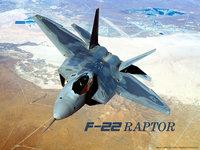 Самолёт F-22 Raptor, самый дорогой истребитель в мире