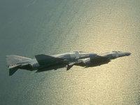 Многофункциональный истребитель F-4 Phantom