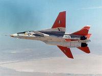 Реактивный истребитель Грумман Ф-14 Томкэт