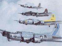 Военные самолёты Второй мировой войны