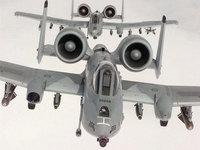 Штурмовик A-10 Thunderbolt II Второй мировой войны