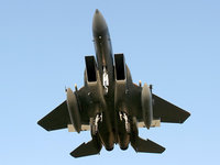Самолёт McDonnell Douglas F-15 Eagle