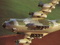 Тяжелый Airbus A400M