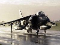 Макдоннел Дуглас AV-8B «Харриер» II