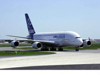 Самолёт AIRBUS A380