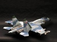 Су-27 Flanker-B многоцелевой истребитель