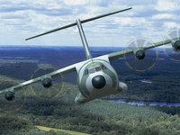 Четырёхмоторный военно-транспортный Airbus A400M
