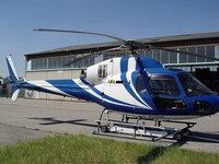 Служебный вертолет