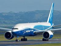Боинг 777 широкофюзеляжный пассажирский лайнер