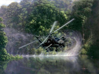AH-64 Apache, Апач, вертолёт Армии США