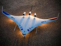 Боинг X-48 беспилотный летательный аппарат