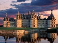 Шамбор замок, Франция