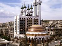Сирия, мечеть