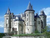 Замок Сомюр, Франция