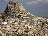 Каппадокия чудо природы Турции