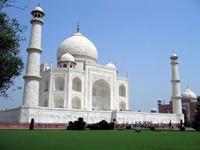 Мавзолей Тадж-Махал, Арга, Индия