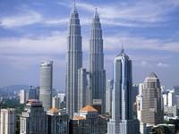 Башни Петронанс, Куала-Лампур, Малайзия