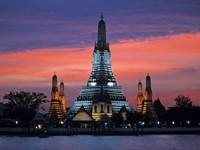 Таиланд, Бангкок, Храм рассвета
