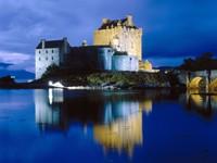 Замок Эйлен Донан, Шотландия