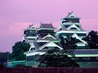 Японии, замок Мацумото