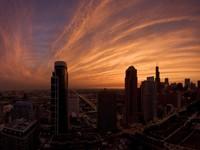 Чикаго на рассвете