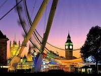 Лондон, колесо обозрения