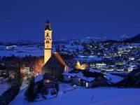Германия в снегу