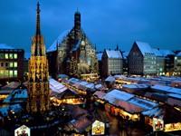 Бавария в сумерках