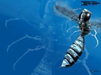 Пчела робот