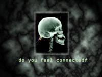 Подключенный череп
