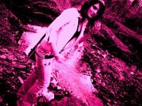 Розовая фотография