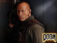 Дум, Doom, Главный герой
