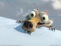 Белка Скрат из мульта Ледниковый период