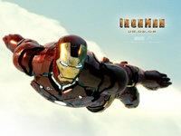 Железный человек в полёте