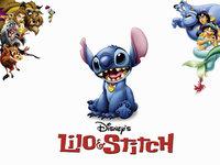 Мультик Lilo and Stitch