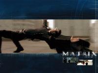 Матрица, Нео уворачивается от пуль