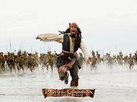 Пираты Карибского Моря - Джек Воробей