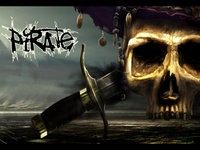 Пираты, череп