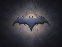 Лого бэтмена
