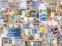 Банкноты из разных стран мира